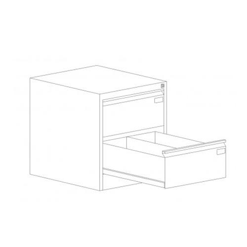 Kartotéka kovová SZK-304/2